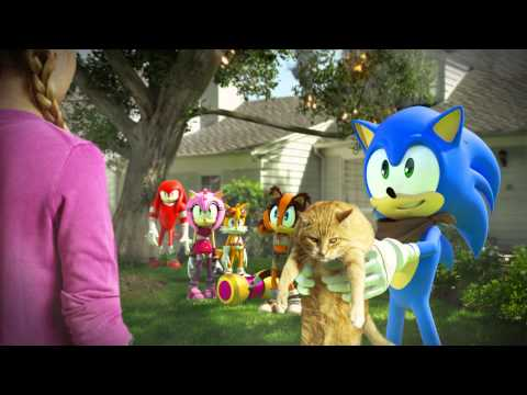 , title : 'Sonic Boom: Rise of Lyric TV Commercial
