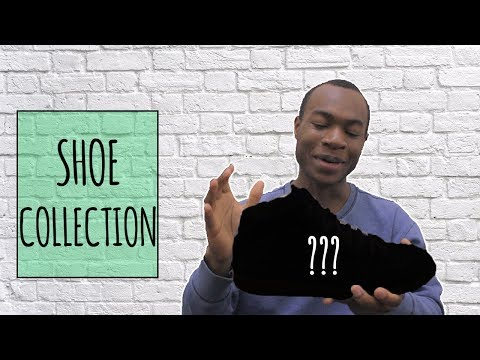 Shoe Collection | Maison Margiela, Rick Owens, Adidas, Bape