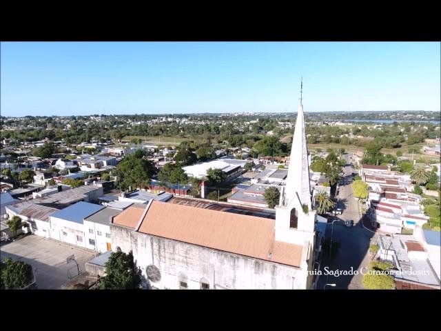 Siete iglesias de Concordia a vuelo de drone