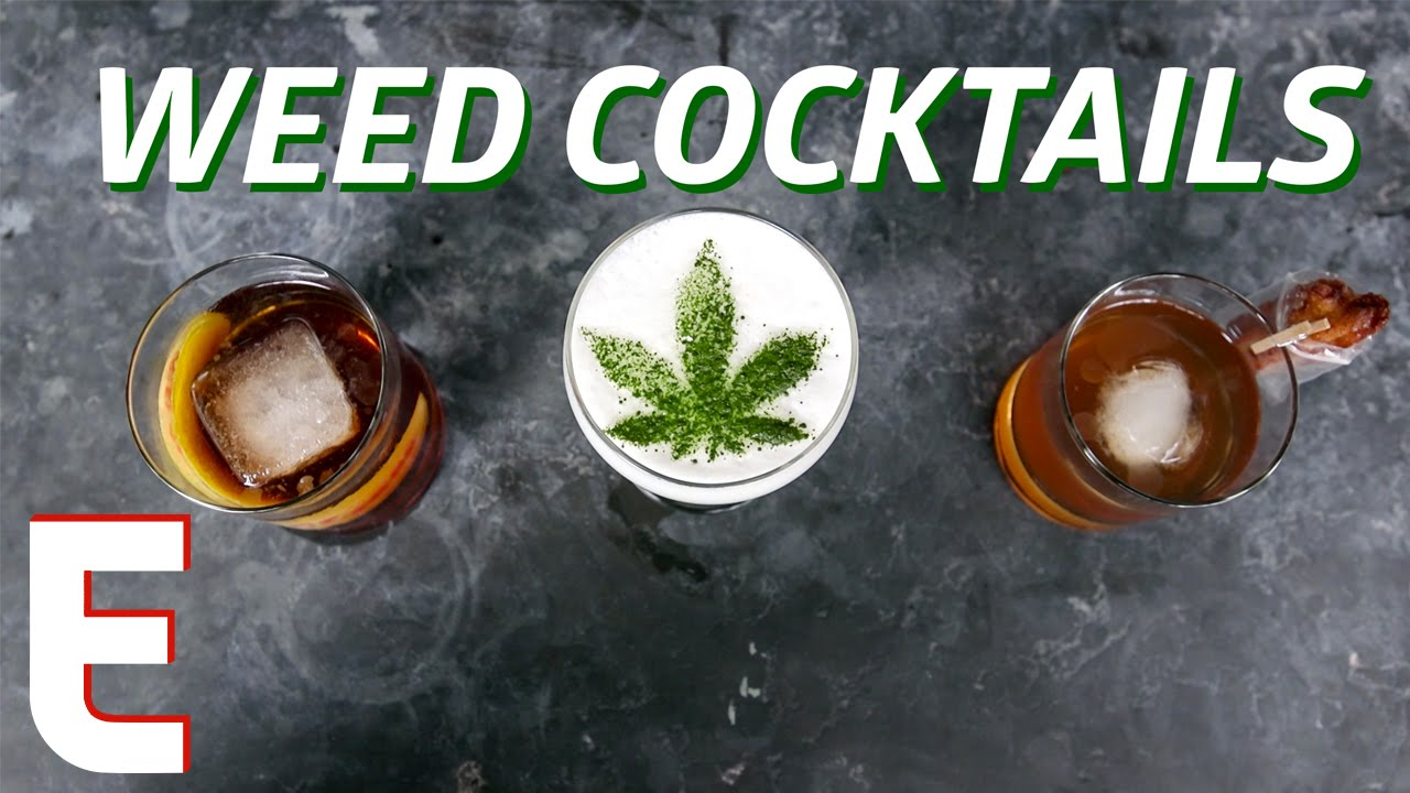 Making Weed Cocktails At Gracias Madre In Los Angeles thumbnail