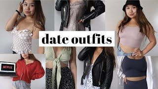 Date Outfits (for Hiking, Coffee, Picnic, Drinks, Etc)