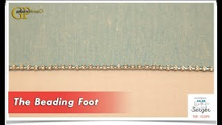 The Beading Foot