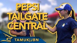 Pepsi Tailgate Central 9/16/16