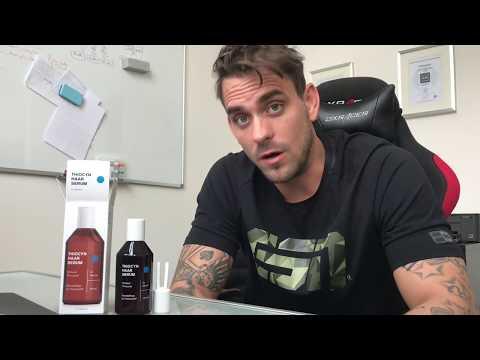 Thiocyn Haarserum gegen Haarausfall? Haare wachsen wirklich!