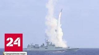 Прорыв блокады: ВКС и ВМФ России ударили по ИГИЛ под Дейр-эз-Зором