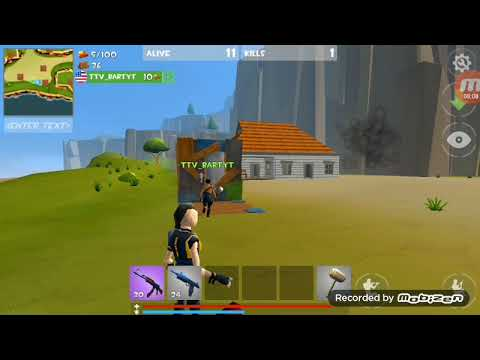 Rocket Royale let's play w/ TTV_BartYTs