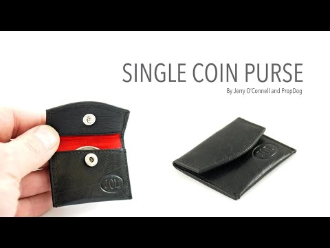 Single Coin Holder – New JOL by Jerry O'Connell