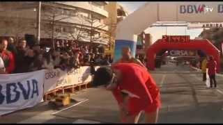 preview picture of video 'Mitja Marató Ciutat de Terrassa i cursa Santi Centelles 2015'