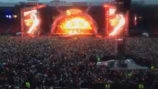 AC/DC Bonny & Highway To Hell (Live in Glasgow 2015) Multi-cam