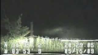 Bigfoot Caught On Dash Cam - A Closer Look