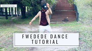 Fwedede dance tutorial   Bevz   Zambian YouTuber