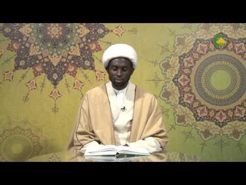 133. HARAMCI KAN YAR DA AKA SHAYAR - Malam : Shekh malam Mouhammed Darulhikma