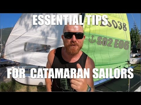Quick tips for catamaran sailors S02 E06