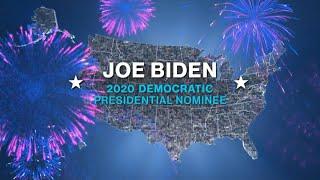 Joe Biden Is the Democratic Presidential Nominee