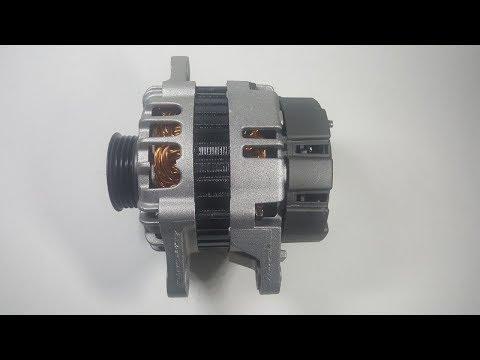 Ремонт генератора BMW (VALEO 120A)