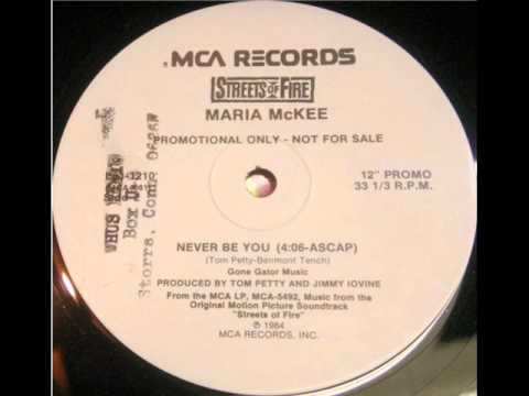Maria McKee - Never Be You (Streets Of Fire soundtrack)