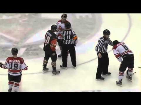Kyle McNeil vs. Graeme Strukoff
