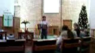 Little Donkey Witham methodist church 7 12 08