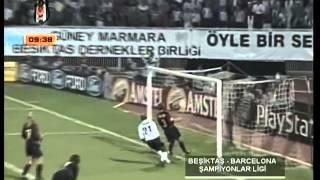 Beşiktaş 3-0 Barcelona