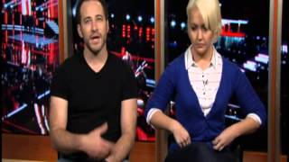 Interview with Joshua Davis from The Voice Top 4