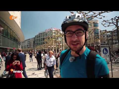 WISO Fahrrad Apps im Test