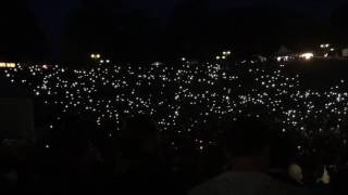 Arcade Fire Neon Bible magical moment in Berlin