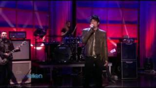 (HQ) Adam Lambert - Whataya Want from Me (Ellen)