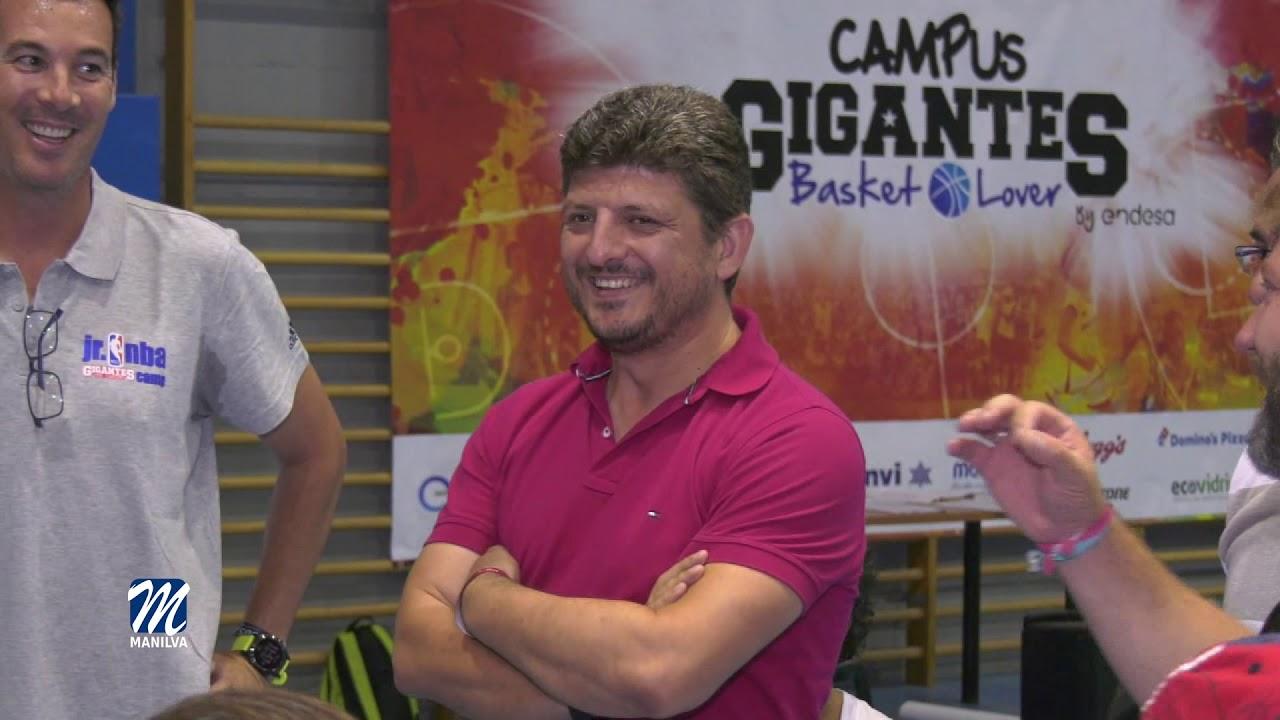 Manilva vuelve a acoger el prestigioso Campus Gigantes
