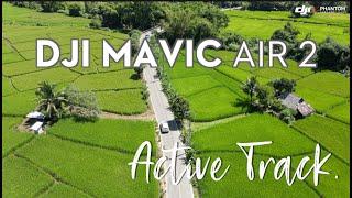 Mavic Air 2 : แนะนำวิธีการใช้งาน Active Track By DJI Phantom Thailand