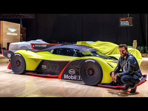 Aston Martin Valkyrie AMR Pro! Ultimate Hypercar? FIRST LOOK