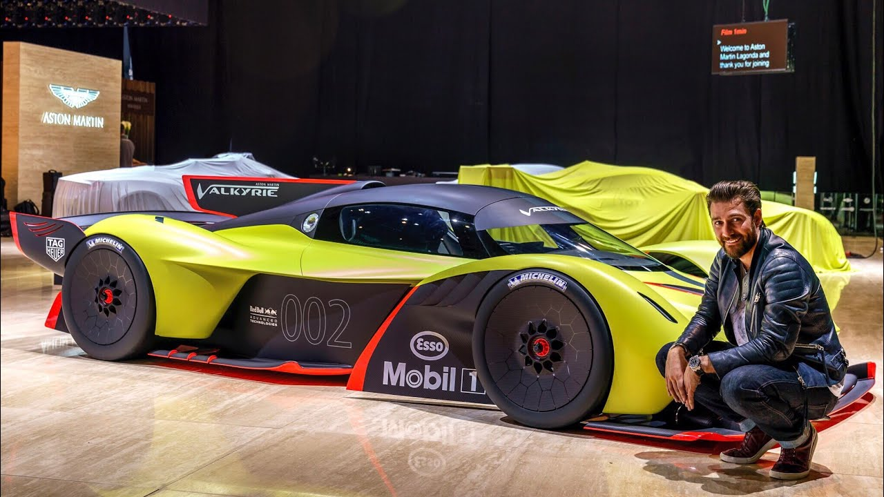 2018 Aston Martin Valkyrie for those with Millions 40