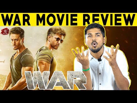War Movie Review ..