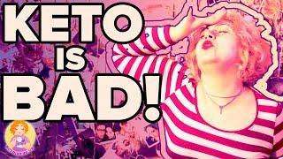 5 HORRIBLE things KETO did to YOU 😱 BAD Keto Diet SIDE EFFECTS Cholesterol DIABETES Hair loss
