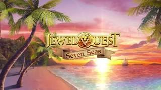 Jewel Quest Seven Seas - Match-3 Puzzle Game