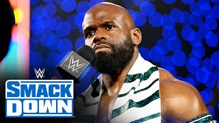 Apollo Crews Recalls What John Cena Would Always Ask Him Backstage
