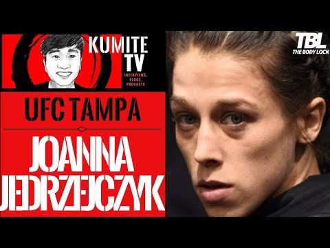 Joanna Jedrzejczyk invites Zhang Weili to Poland for first title defense