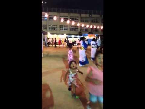 塚本小学校祭り2012/8/11