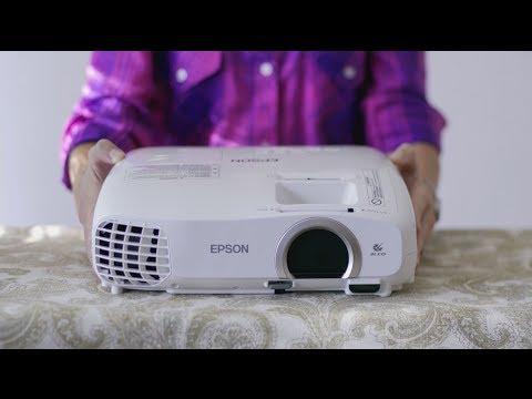 Powerlite home cinema 2030 2d/3d 1080p 3lcd projector.
