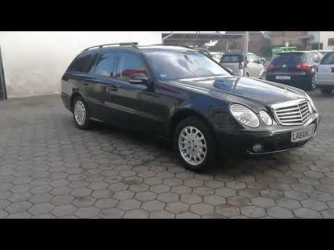 Video Mercedes-Benz E 220 T CDI Autom. Navi.Sitzhzg.