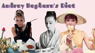 Audrey Hepburns Secret Diet Revealed