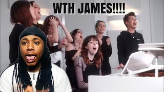 """James Charles ft. Cimorelli """"Never Enough"""" Cover 