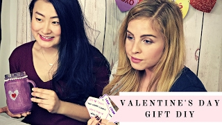 DIY Valentines Day Gift Guide! For Boyfriend, Family or Friends