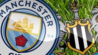 Live   Starting XI   Manchester City v Newcastle United