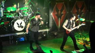 WARLORD - Achilles Revenge - live in Athens, 27-4-2013