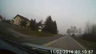 preview picture of video 'Droga krajowa nr 52: Andrychów - Kalwaria Zebrzydowska'