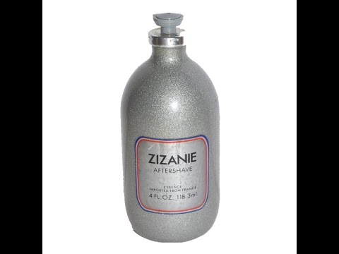 Review of Zizanie Aftershave