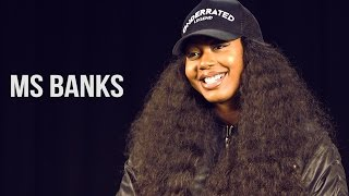 """MS BANKS INTERVIEW: """"MY LIFE BEFORE MUSIC"""" #INTROSPECTION   AMARU DON TV"""