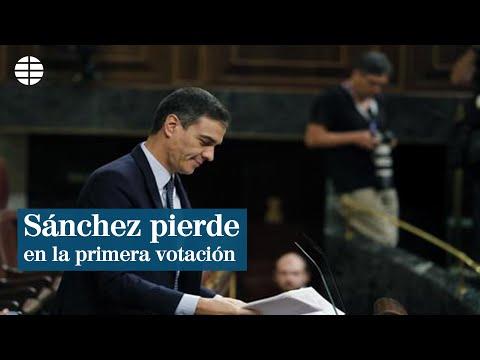 Sánchez fiel zwei Mal durch