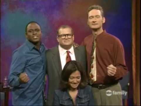 Whose Line Is It Anyway?: Tříhlavý zpěvák #9