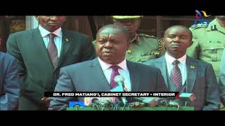 Court orders State to restore TV signals - VIDEO